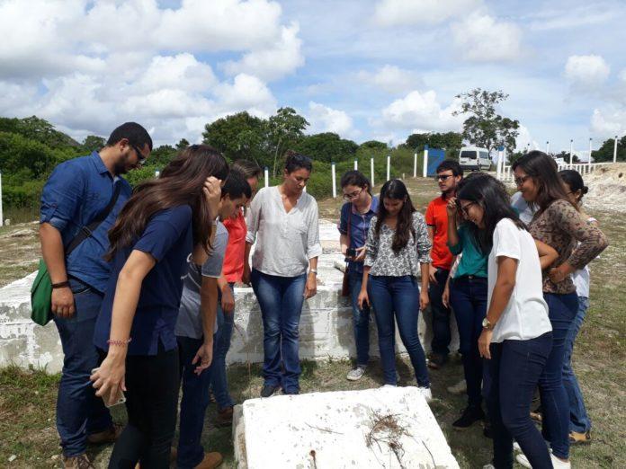 SAEE recebe visita de estudantes da Universidade Federal do Recôncavo da Bahia