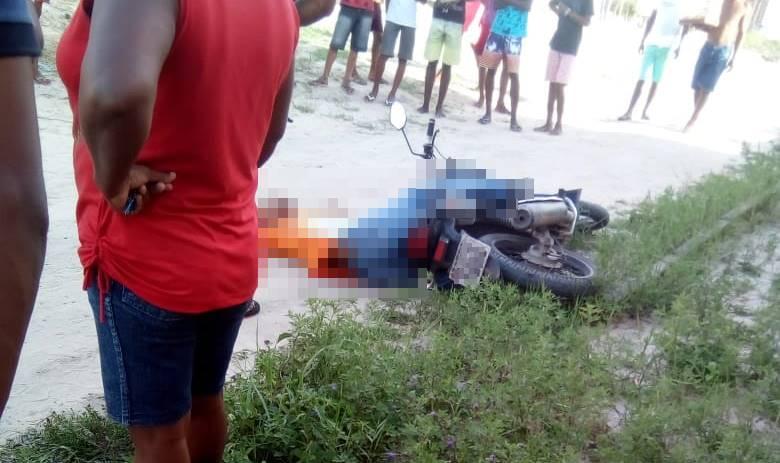 Mototaxista é executado com tiros na cabeça após 'corrida' em Alagoinhas