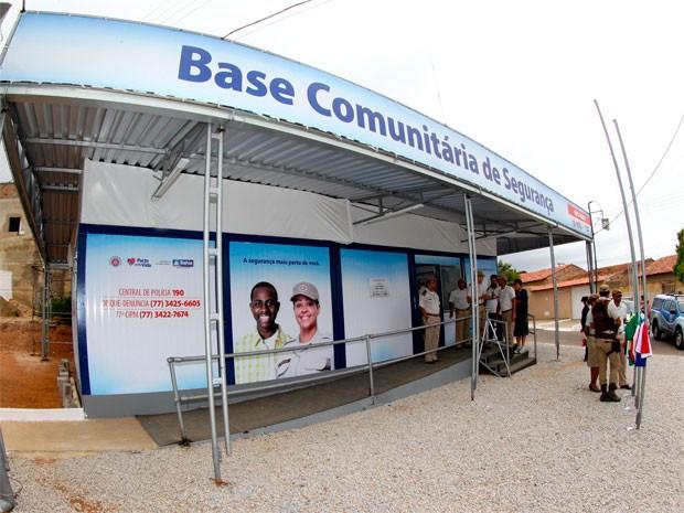 18ª Base Comunitária de Segurança