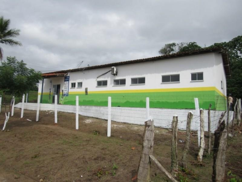 A Prefeitura de Pedrão, por meio da Secretaria Municipal de Saúde, reformou e modernizou a unidade do  PSF da Comunidade Aboboreira.
